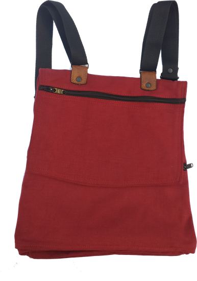 BACKPACK QUILMES RED