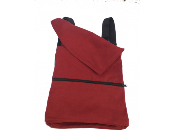 BACKPACK QUILMES RED [1]