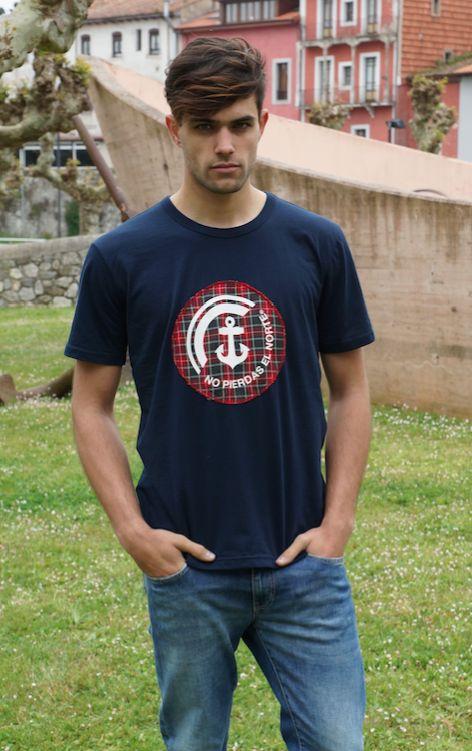 Camiseta La Bretaña color Azul Marino