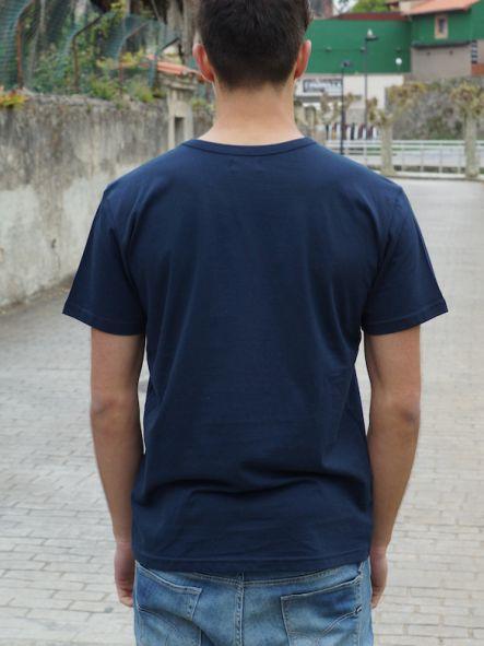 Camiseta La Bretaña color Azul Marino [2]