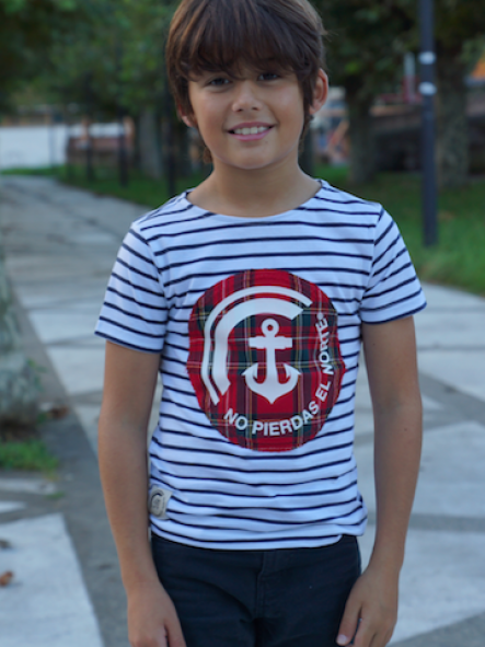 Camiseta marine unisex [2]