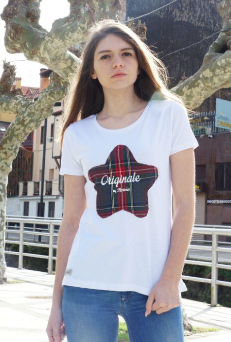 Camiseta Estrella Originale