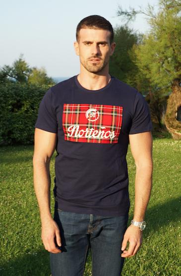 Camiseta chico Escocia Original