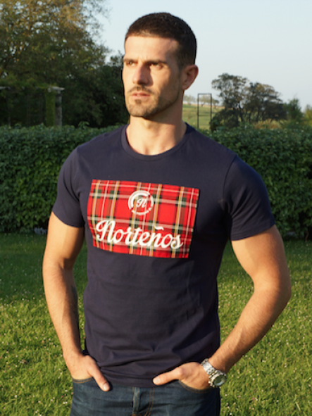 Camiseta chico Escocia Original [1]