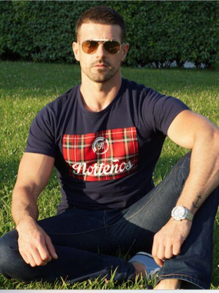 Camiseta chico Escocia Original [2]