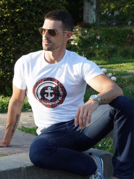 Camiseta La Bretaña color blanco [2]