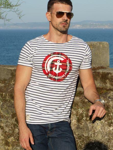 Camiseta Marine No pierdas el Norte  [3]