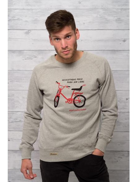 Sudadera Bici Remember Unisex