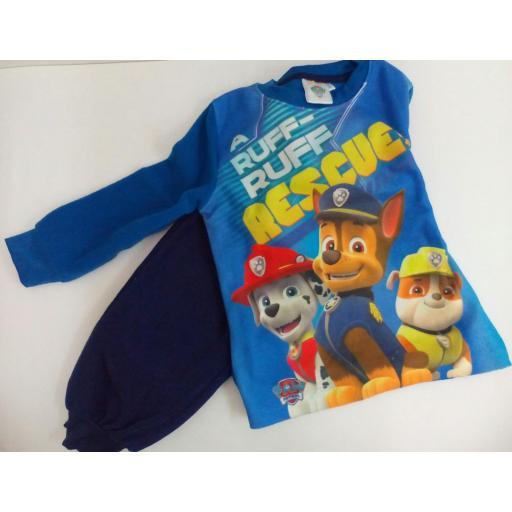Pijama niño de la patrulla canina [0]
