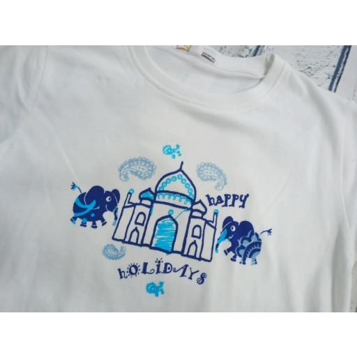 Conjunto de Camiseta con bañador de niño MAJAL de Inca. [1]
