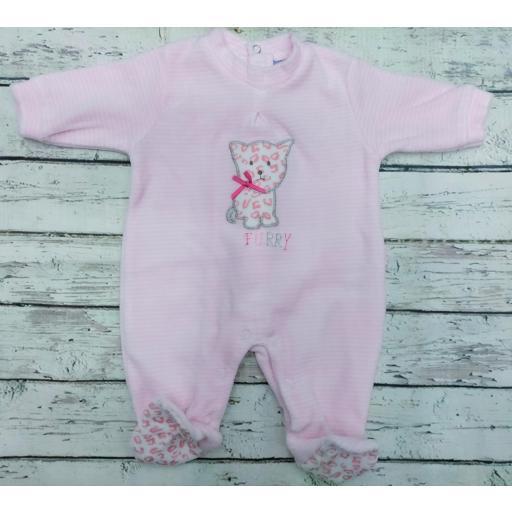 Pijama bebé niña Gatito de Yatsi.