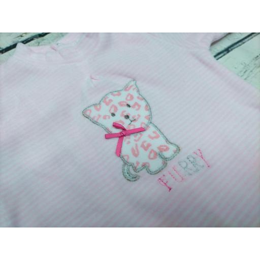 Pijama bebé niña Gatito de Yatsi. [1]