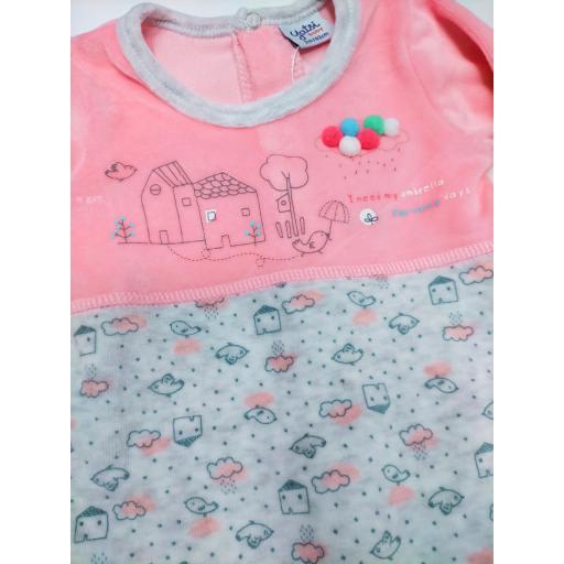 Pijama bebé Casita de Yatsi. [1]