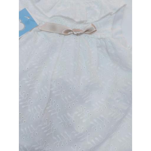 Blusa de niña con ranita de Mac Ilusión. [1]