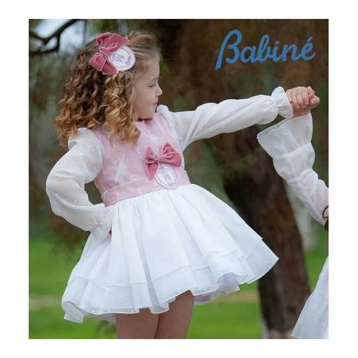 Vestido niña de Babiné