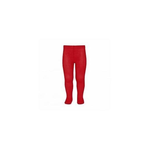 Leotardo liso en color 550 Rojo  de Còndor. [0]