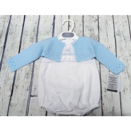Bombacho bebé con chaqueta familia Cuore de Yoedu [0]
