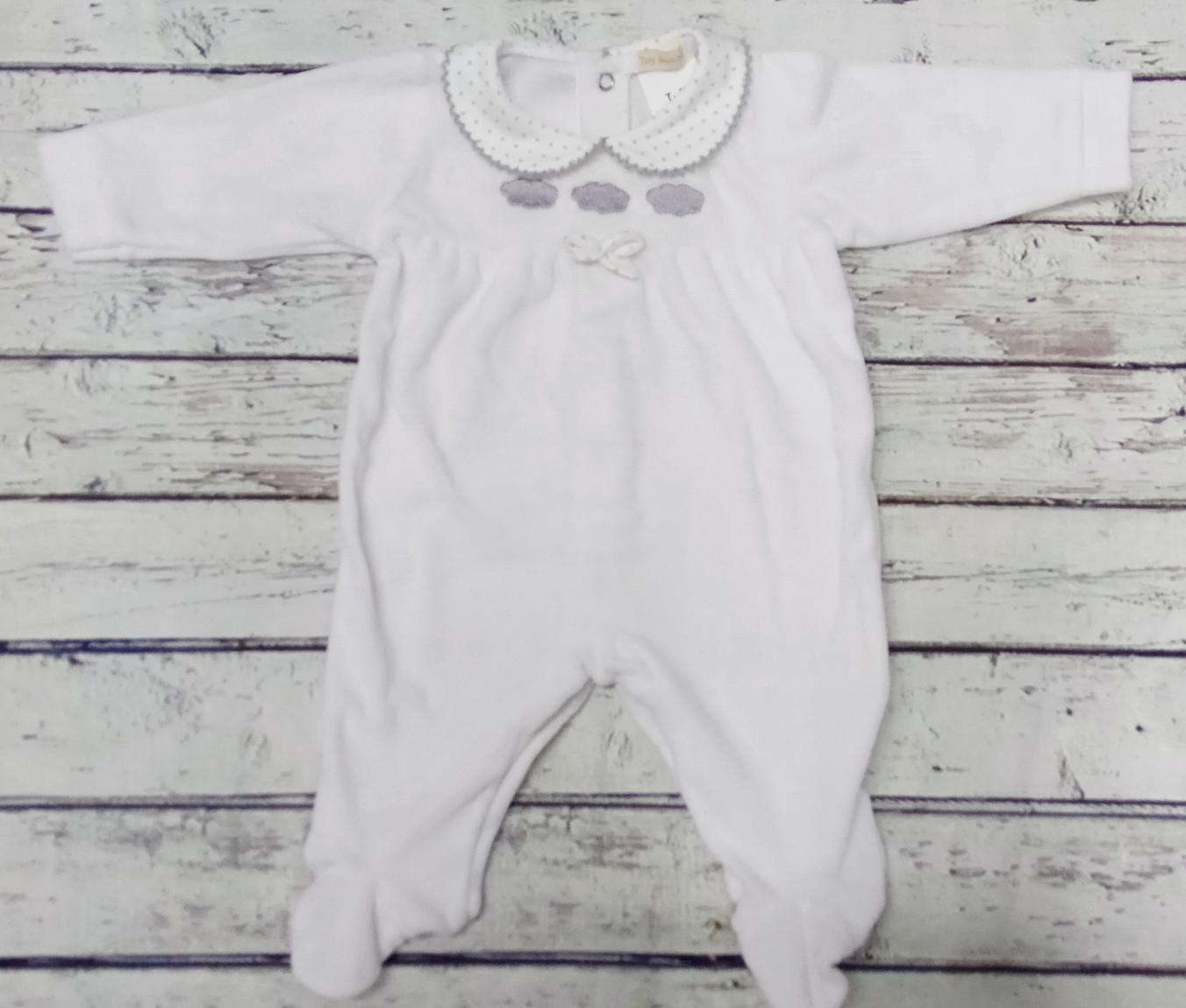 "Pijama bebé "" Nubes "" de Tony Bambino"