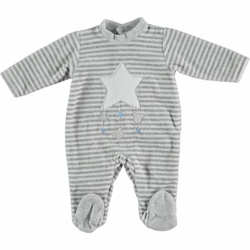 Pijama bebé Estrella de Yatsi.