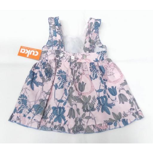 Vestido de niña flores de Basmartí [1]