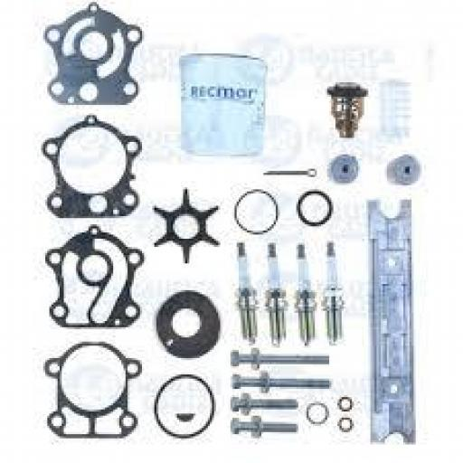 kit mantenimiento yamaha F80A (2000-07) F100A (1997-07)