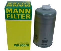 Filtro combustible MANN-FILTER WK 950/6