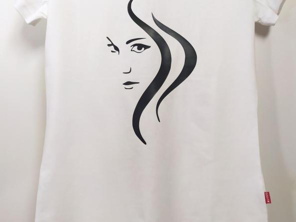 Camiseta sra Lady.