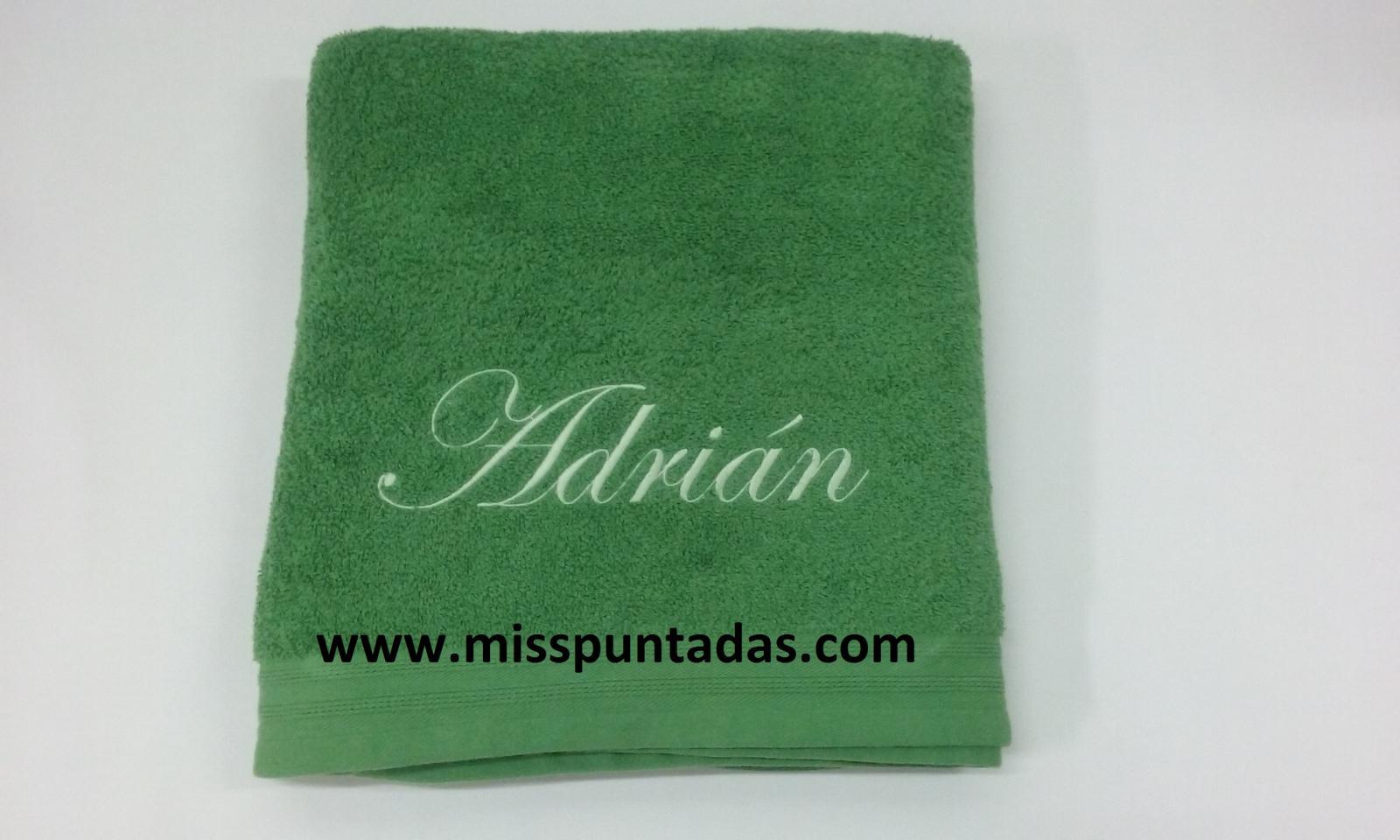 Toalla baño Adrián