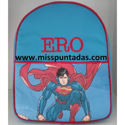 Mochila Superman