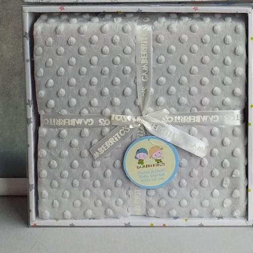 Manta coralina gris [1]