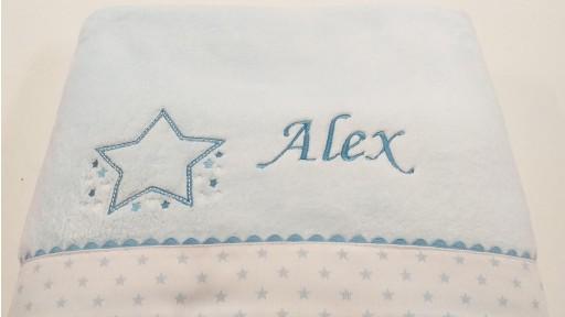 Sábanas de cuna Alex
