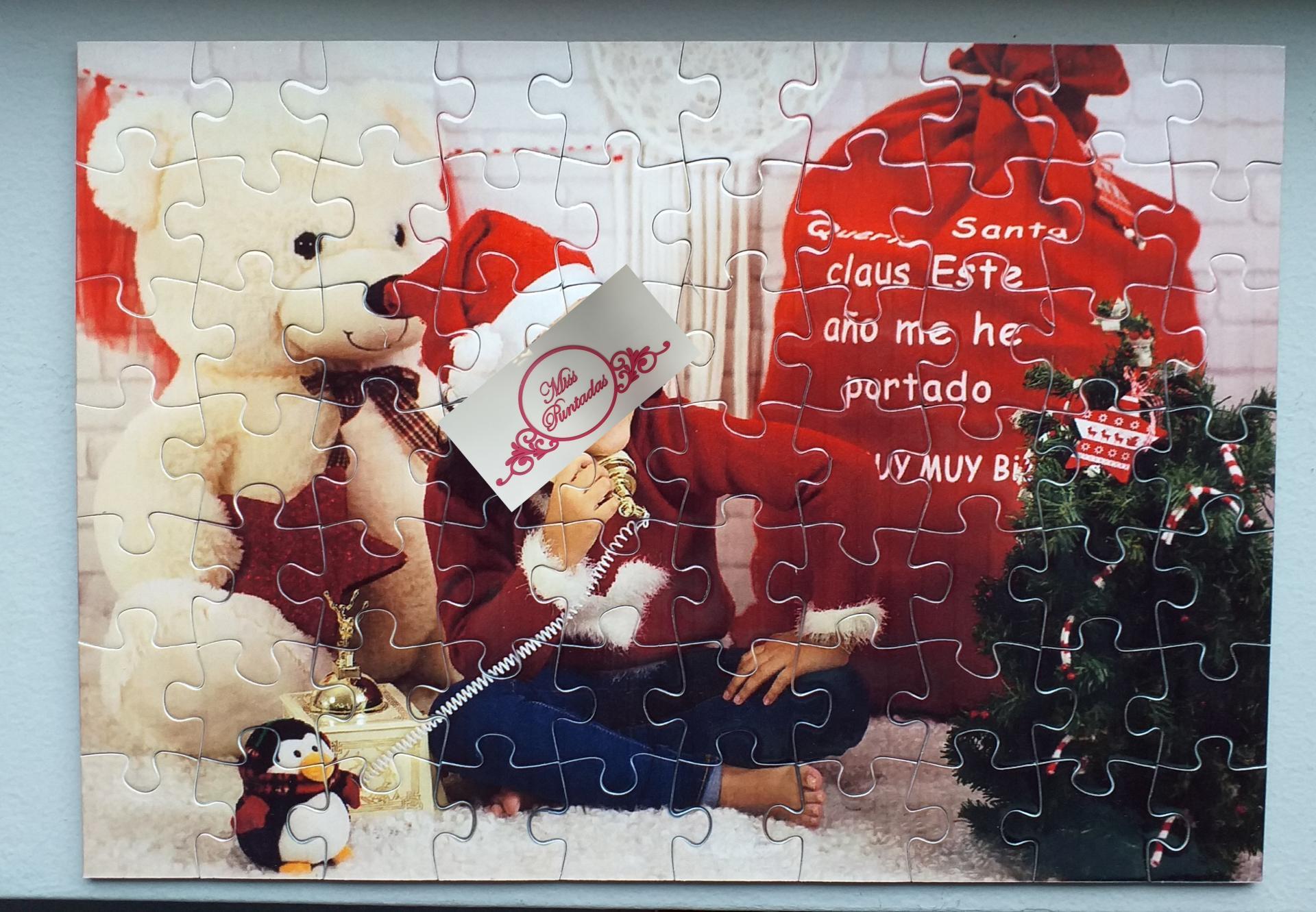 Puzzle madera 48 piezas