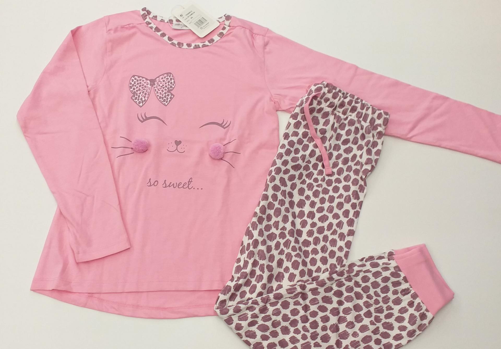 Pijama niña Camelia