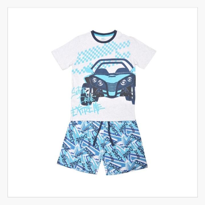 Pijama niño Drive