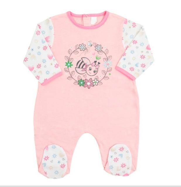 Pijama bebe Abejita