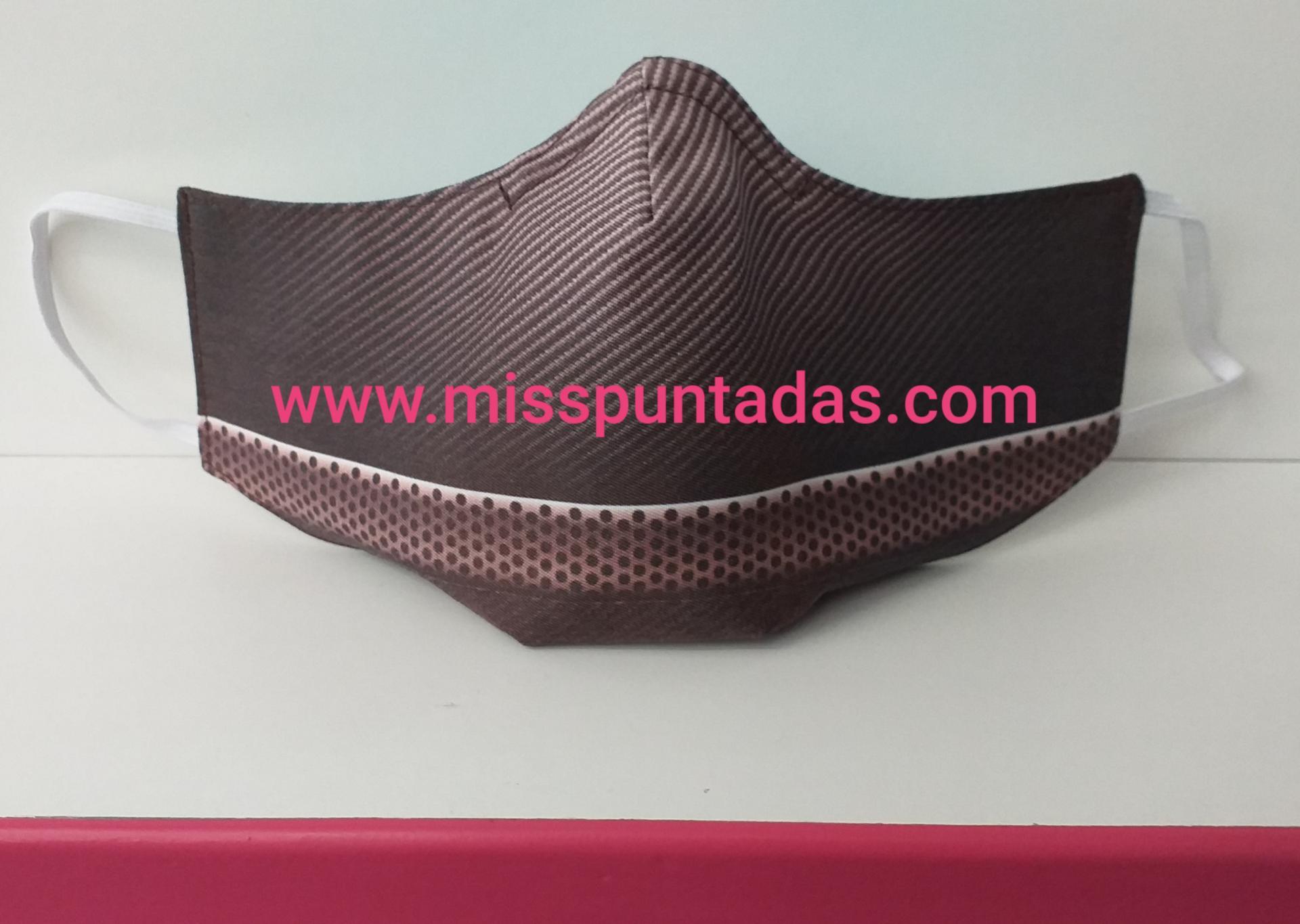 Mascarilla Fibra -Metal MP-VR