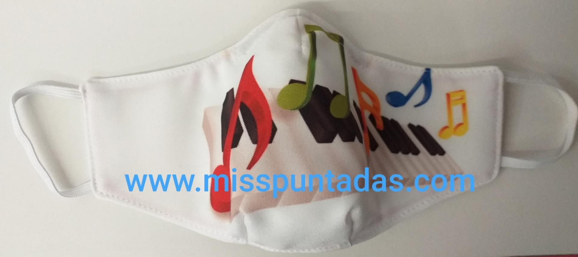 Mascarilla Piano MP-VR