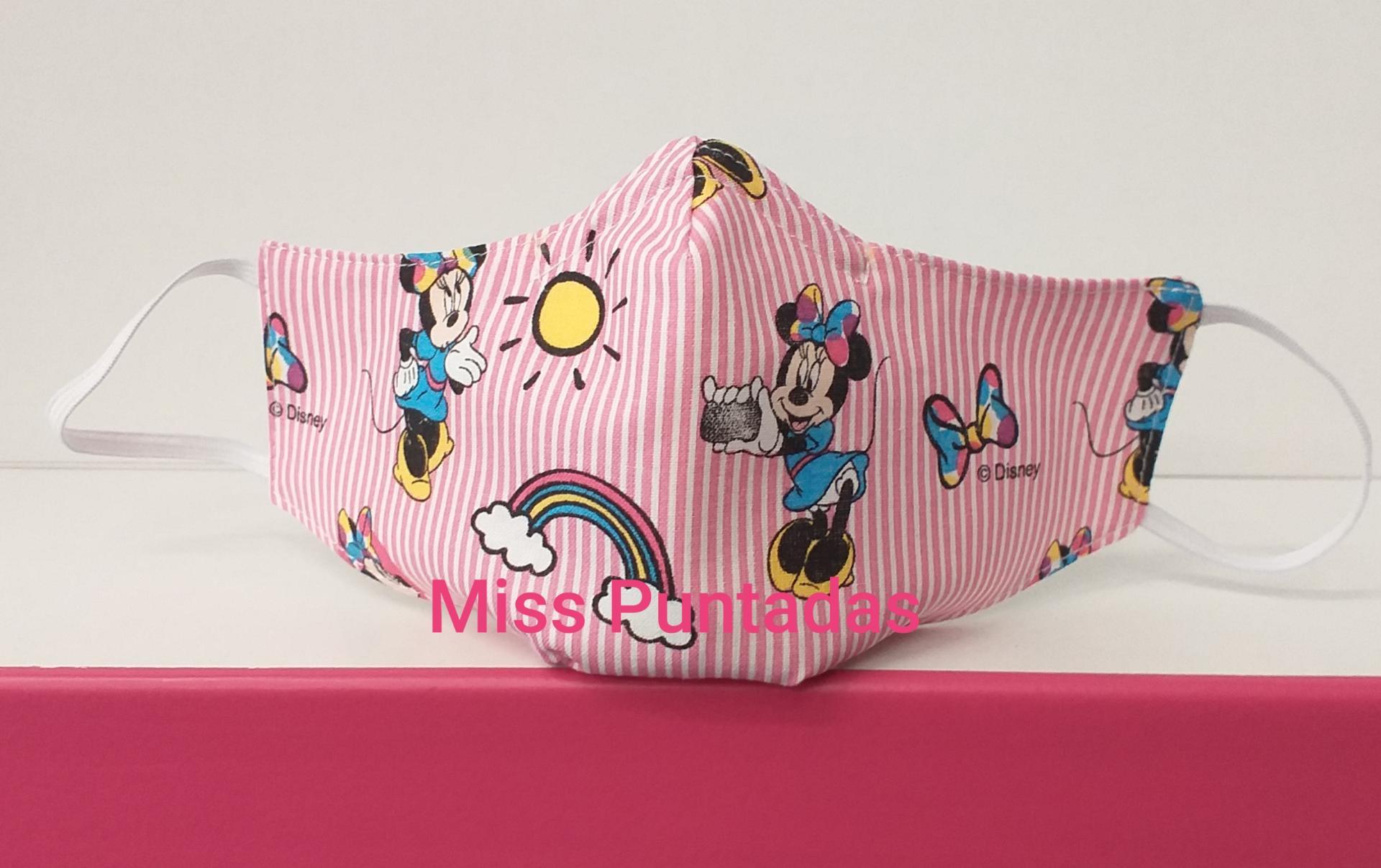 Mascarilla Minnie MP-VR
