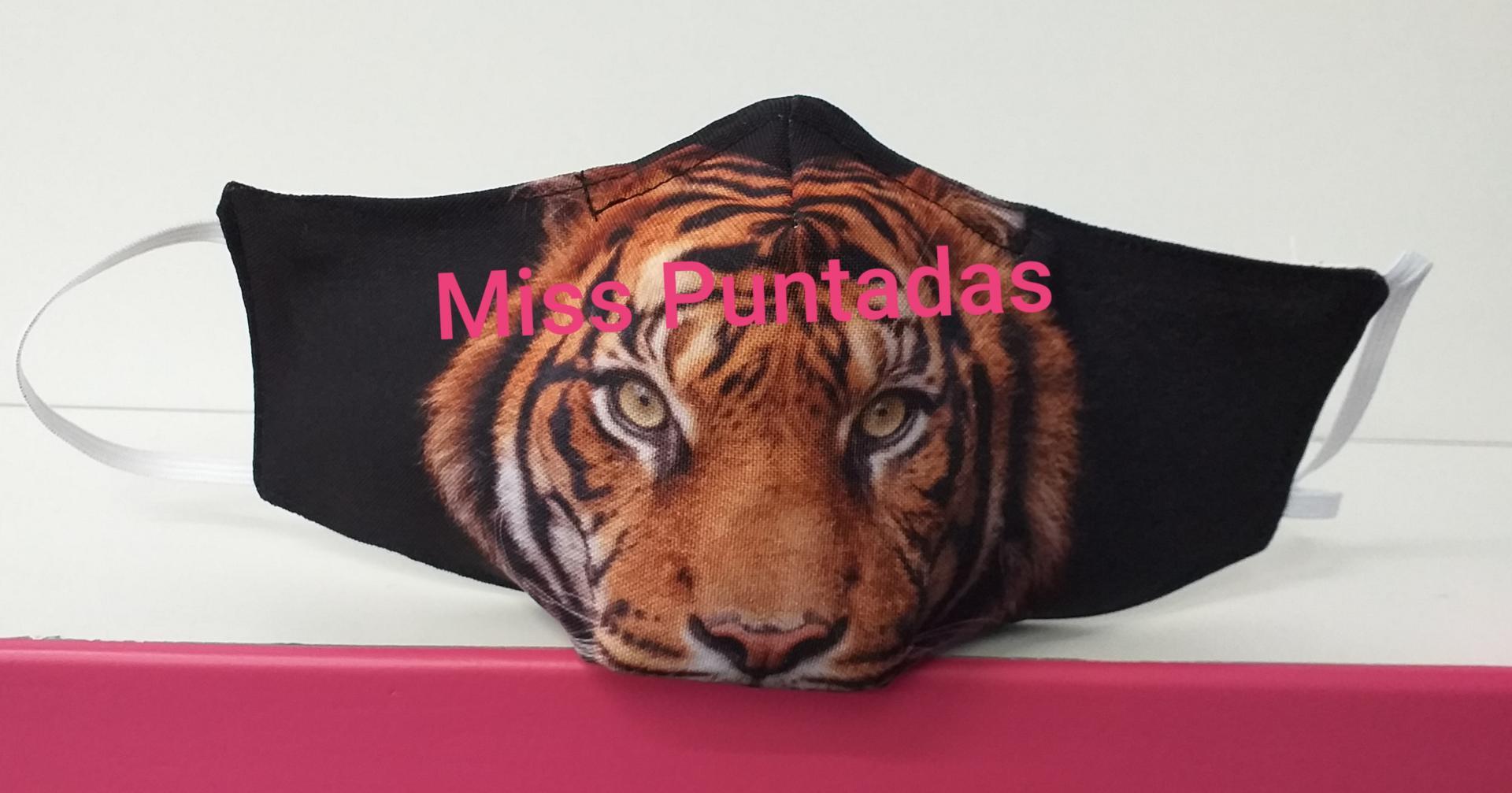 Mascarilla Tigre MP-VR