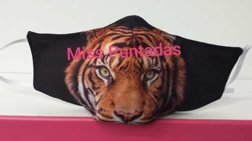 Mascarilla Tigre MP-VR