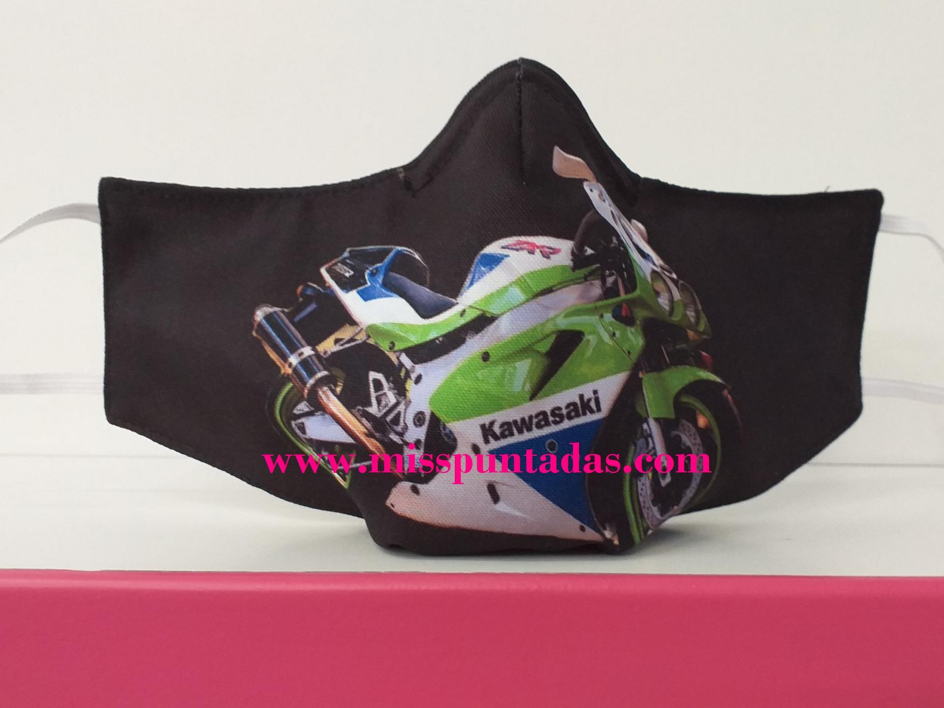 Mascarilla Kawasaki MP-VR