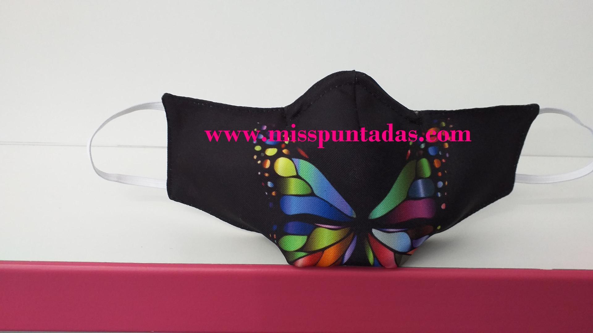 Mascarilla Mariposa MP-VR