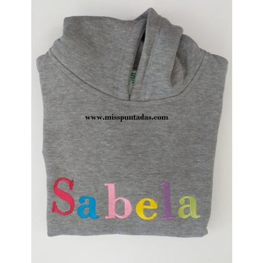 Sudadera Sabela