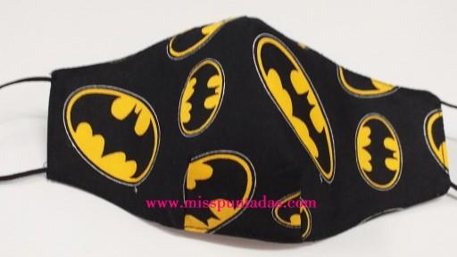 Mascarilla Batman MP-VR