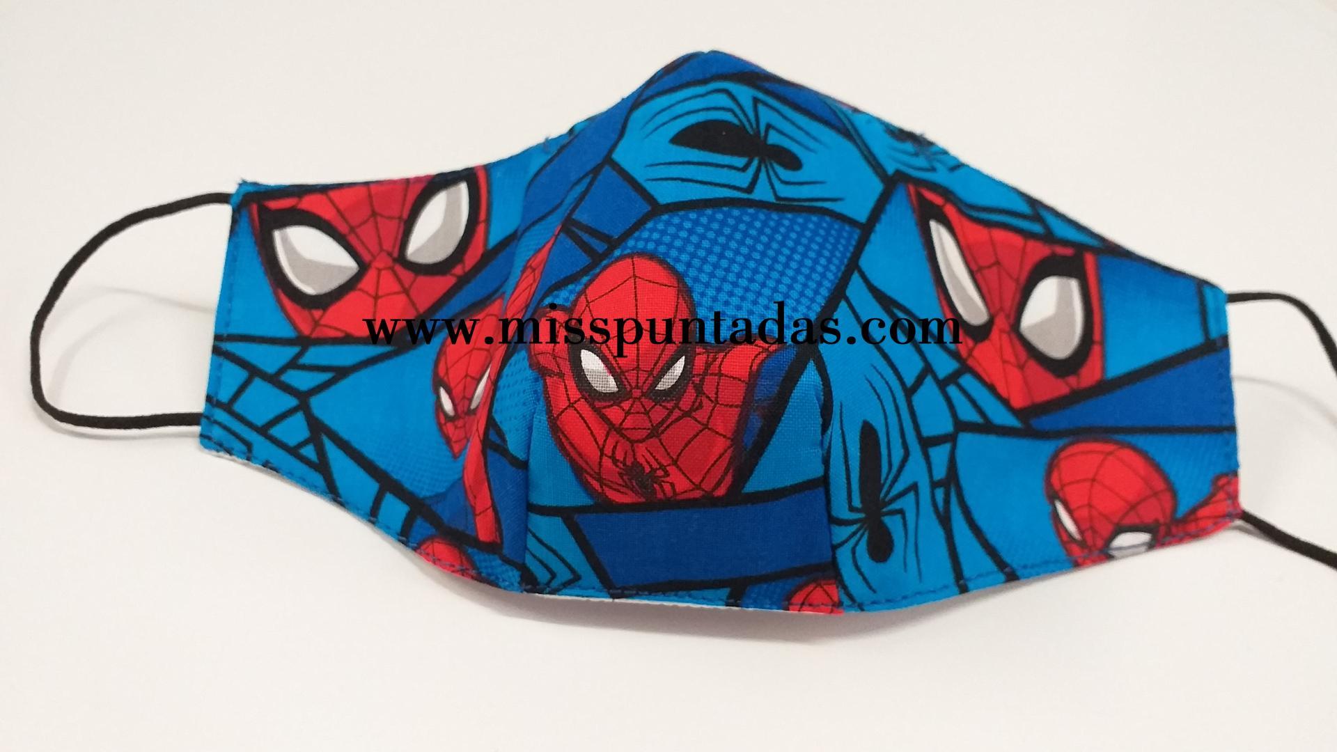 Mascarilla Spiderman MP-VR