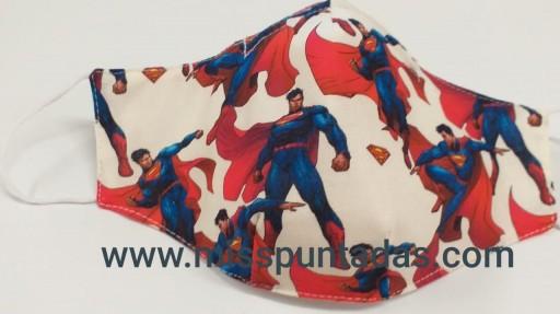 Mascarilla Superman MP-VR