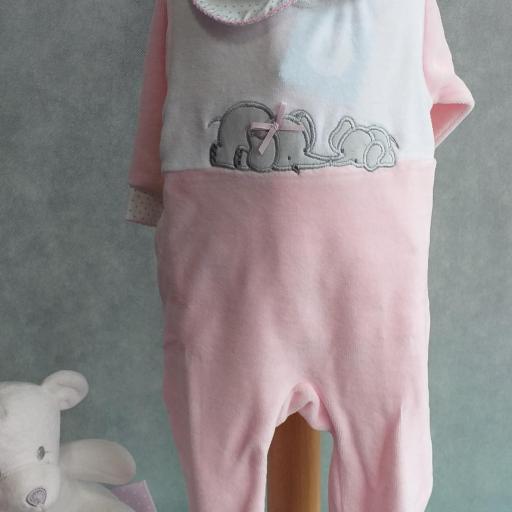 Pijama mod. Elefantes T.1