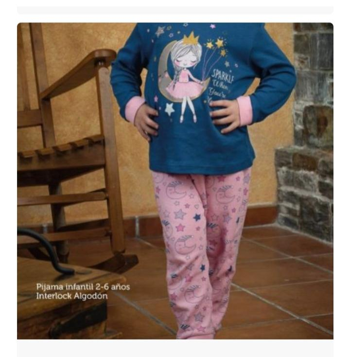 Pijama Luna