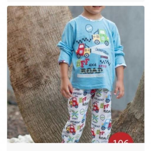 Pijama 4x4