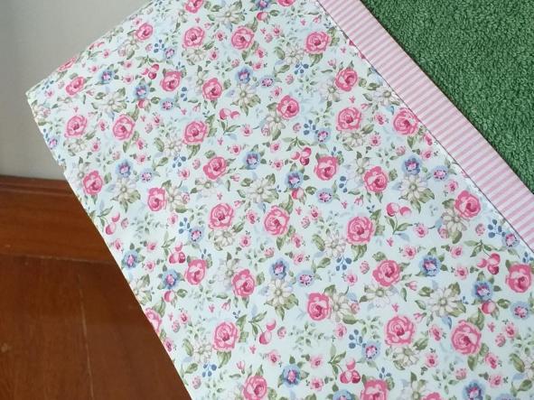 Toalla Flor rosa Paula 2 [1]